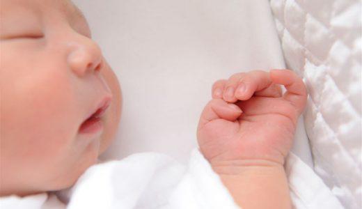 生後0ヶ月の生活リズムを整え方!夜泣きしない赤ちゃんに育てよう。