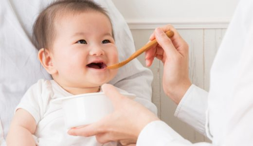 【離乳食】ある日の完了食期の献立例!~頑張らないVer~
