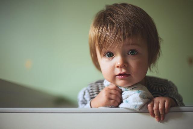 保育園の赤ちゃん